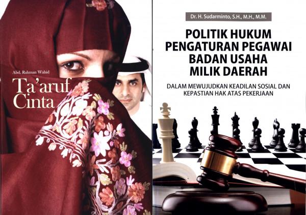 Penyerahan Bahan Pustaka Karya Cetak Dari Penerbit Deepublish