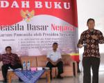 "BPAD DIY Gelar Bedah Buku ""Pancasila Dasar Negara Kursus Pancasila Oleh Presiden Soekarno"""