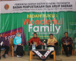 "BPAD DIY Gelar Bedah Buku ""Wonderful Family"" Ciptakan Keluarga Yang Harmonis"