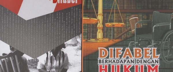 Penyerahan Bahan Pustaka Karya Cetak Dari Sigab (Sasana Integrasi dan Advokasi Difabel)