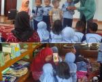 Kunjungan KB Pemanahan ke Rumah Belajar Modern
