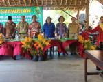 Syawalan Forum Komunikasi (Forkom) Perpustakaan dan Kearsipan se-DIY di Pantai Sepanjang