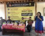 BPAD DIY Mengadakan Roadshow pembudayaan minat baca