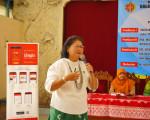 Road Show Minat Baca oleh BPAD DIY  di Desa Triharjo