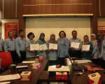 Penyerahan Sertifikat Akreditasi Kepada 4 Sekolah di Yogyakarta