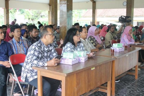 Roadshow Minat Baca Desa Sumbersari Moyudan