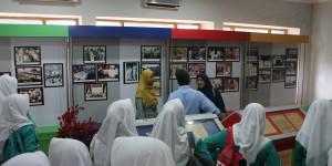 Kunjungan Industri SMK Patria Lampung di DPAD DIY