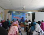 Bedah Buku Pembangunan Sebagai Perdamaian di Balai Desa Giripeni