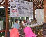 Bedah Buku Bisnis Anti Expired di Balai Kelurahan Wirogunan Kota Yogyakarta