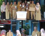 Pengundian Pemenang Kuis Pameran Kearsipan di DPAD DIY