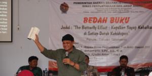 """Bedah Buku """"The Butterfly Effect: Kepakan Sayap Kebaikan di Setiap Detak Kehidupan"""" di Pengasih, Kulon Progo"""