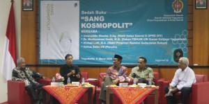 """Bedah Buku : """"Sang Kosmopolit"""" di FISHUM UIN Sunan Kalijaga Yogyakarta"""