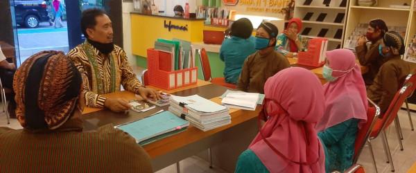 Setelah bersaing ketat, Iniliah hasil kejuaran Lomba Perpustakaan Sekolah Tingkat SLTA tingkat DIY tahun 2020