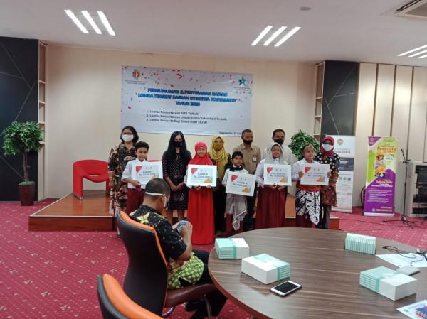 Penetapan Pemenang Lomba Bercerita Bagi Siswa SD/MI Tingkat Daerah Istimewa Yogyakarta Tahun 2020