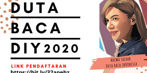 Pemilihan Duta Baca DIY 2020