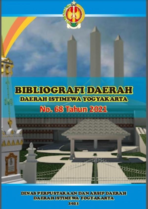 Terbitan Bibliografi Daerah No 68 Tahun 2021