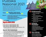 Inkubasi Literasi Pustaka Nasional 2021