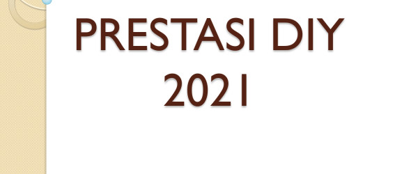 PRESTASI DIY 2021