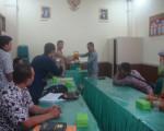 Kantor Perpustakaan dan Arsip Kota Mojokerto Konsultasi Penyusunan SOP ke BPAD DIY