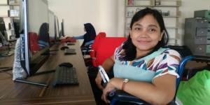 Grhatama Pustaka Ramah bagi Penyandang Disabilitas