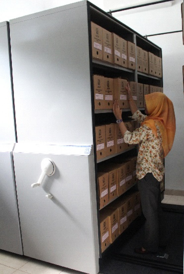 Pengelolaan Arsip Pemerintah Desa Kabupaten Sleman (Bagian I)