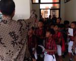 Kunjungan Edukasi dari SD Tarakanita Tritis 86 ke Grhatama Pustaka