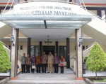 Kunjungan DPRD DIY bersama BPAD DIY dalam rangka studi banding Penyusunan Perda kearsipan ke BPK (Badan Perpustakaan dan Kearsip