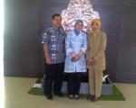 Kunjungan UPT  Badan Arsip dan Perpustakaan Jawa Tengah