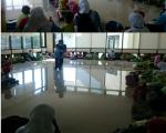 Kunjungan Kelompok Belajar Arrohman dan RA Baiturahman ke Grhatama Pustaka
