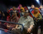 Kunjungan Tenaga Perpustakaan SD dan SMP Se- Jogjakarta ke Ghratama Pustaka
