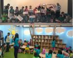 Kunjungan SD Tumbuh Yogyakarta ke Grhatama Pustaka