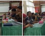 Rapat Persiapan Akreditasi dari ANRI (Arsip Nasional Republik Indonesia) Tahun 2016