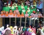 Kunjungan PAUD dan TK Kuntum Melati ke Rumah Belajar Modern (RBM)