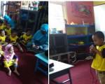Kunjungan Playgroup Ra Mu'adz Bin Jabal 2 ke Rumah Belajar Modern (RBM)