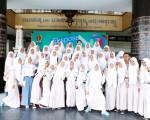 Kunjungan SMK 1 Depok Jurusan Administrasi Perkantoran ke Grhatama Pustaka